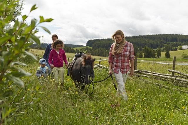 Ferien mit der Familie im Schwarzwald