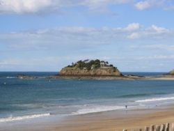 Ile du Guesclin in der Bretagne