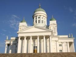 Finnland: Dom in Helsinki