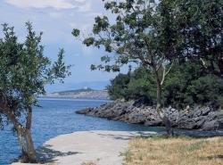 Istrien an der kroatischen Adriaküste