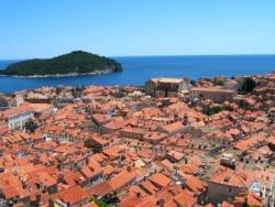 Stadt am Meer: Dubrovnik in Kroatien