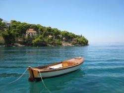 Urlaub mit Meerblick auf Brac in Kroatien