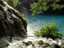 Für Naturfreunde: NAtionalpark Plitvicer See in Kroatien