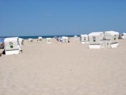 Strandtag an der Nordsee
