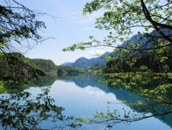 Ferienhäuser am See in Oberbayern mieten