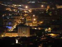 Sardinien bei Nacht
