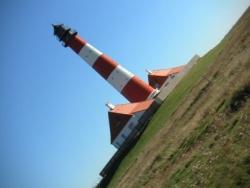 Leuchtturm in Schleswig Holstein