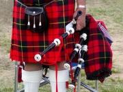 Schotte im Kilt
