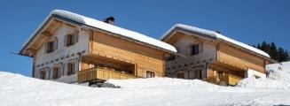 Skihütten in Deutschland mieten