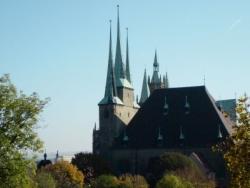 Ferienhäuser und Ferienwohnungen in Erfurt