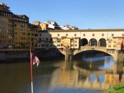 Beliebteste Sehenswürdigkeit von Florenz: Ponte Vecchio
