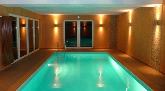 Urlaub mit Pool in Ungarn