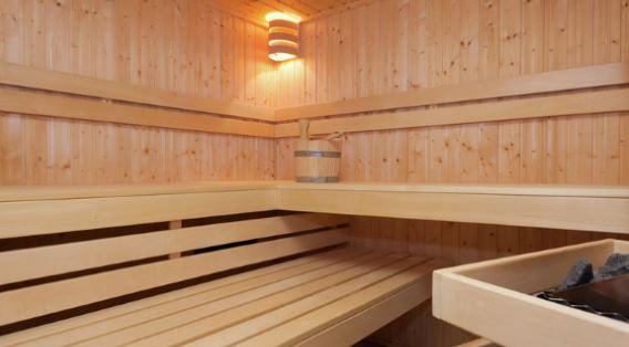 Ferienhäuser und Ferienwohnungen mit Sauna