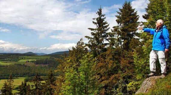 Wanderurlaub in Winterberg