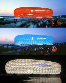 Allianz Arena Ferienhäuser Ferienwohnungen Und Hotels In Der Nähe