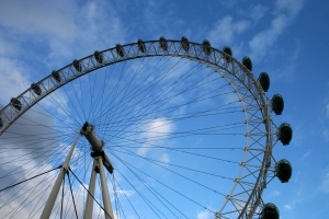 Das London Eye
