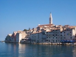 Sightseeing in Rovinj