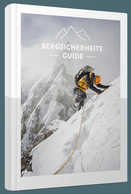 kostenloses eBook zum Thema Bergsicherheit (2016 © tourist-online.de)