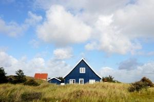 Ferienhaus in den Dünen