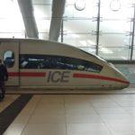 Der ICE nach London ist zum Greifen nah
