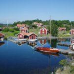 Mittsommer während des Urlaubs in Schweden erleben