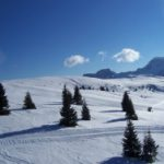 Arlberg: großes Ski-Opening in Warth-Schröcken