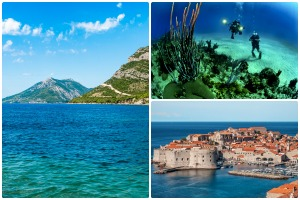 Tauchspots in Kroatien