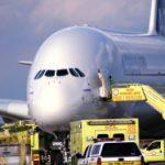 Airbus A380-Notlandung: Öllecks vermutlich die Ursache