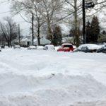 Schneechaos in New York beeinträchtigt Reisende