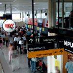 Körperscanner werden am Hamburg Airport getestet