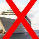 Kreuzfahrt im Mittelmeer durch Norovirus verhindert